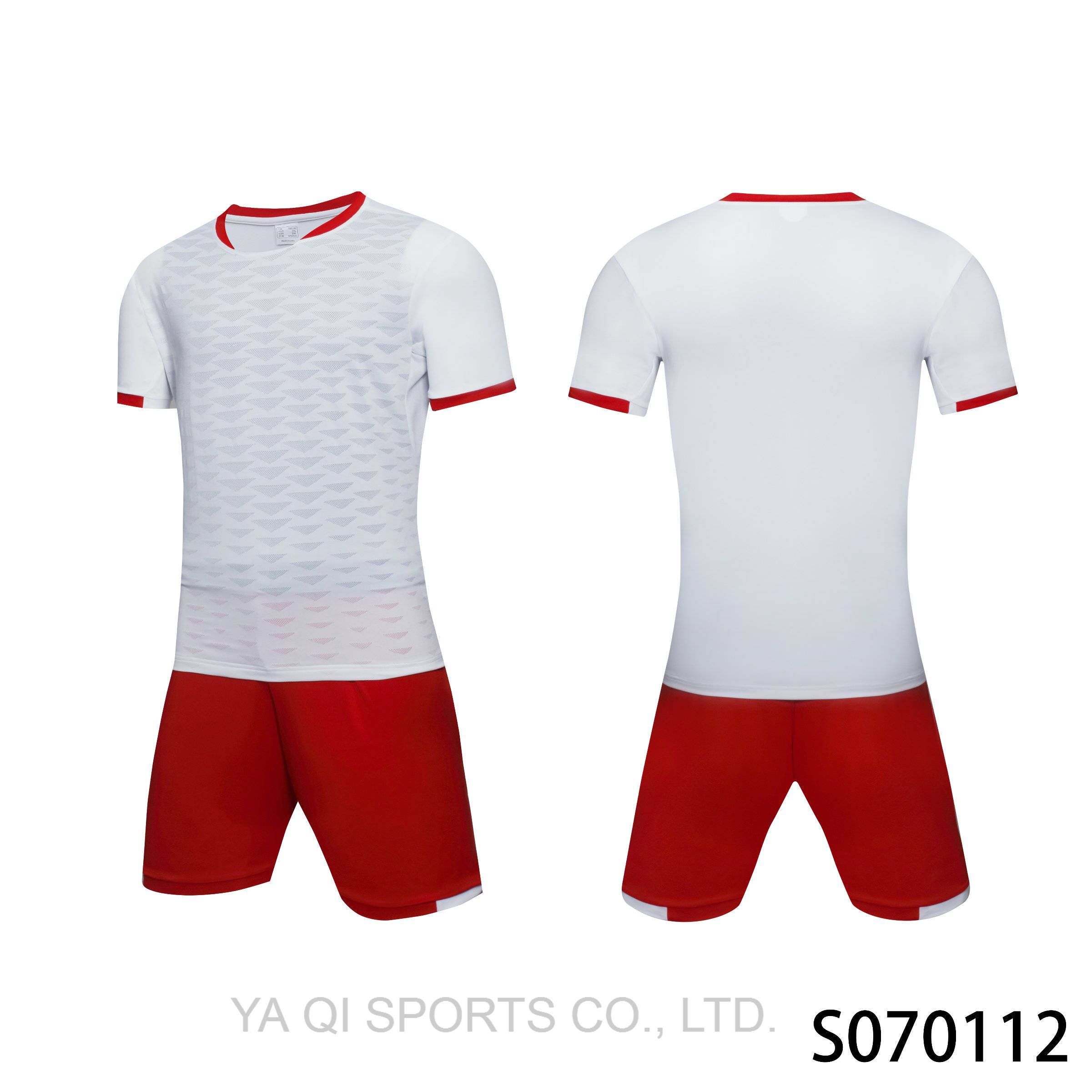aefc577f8 2017 New Design Training Soccer Club Uniform Sets Top Quality Men Soccer  Jersey Sets Blank Jersey Football Soccer Wholesale
