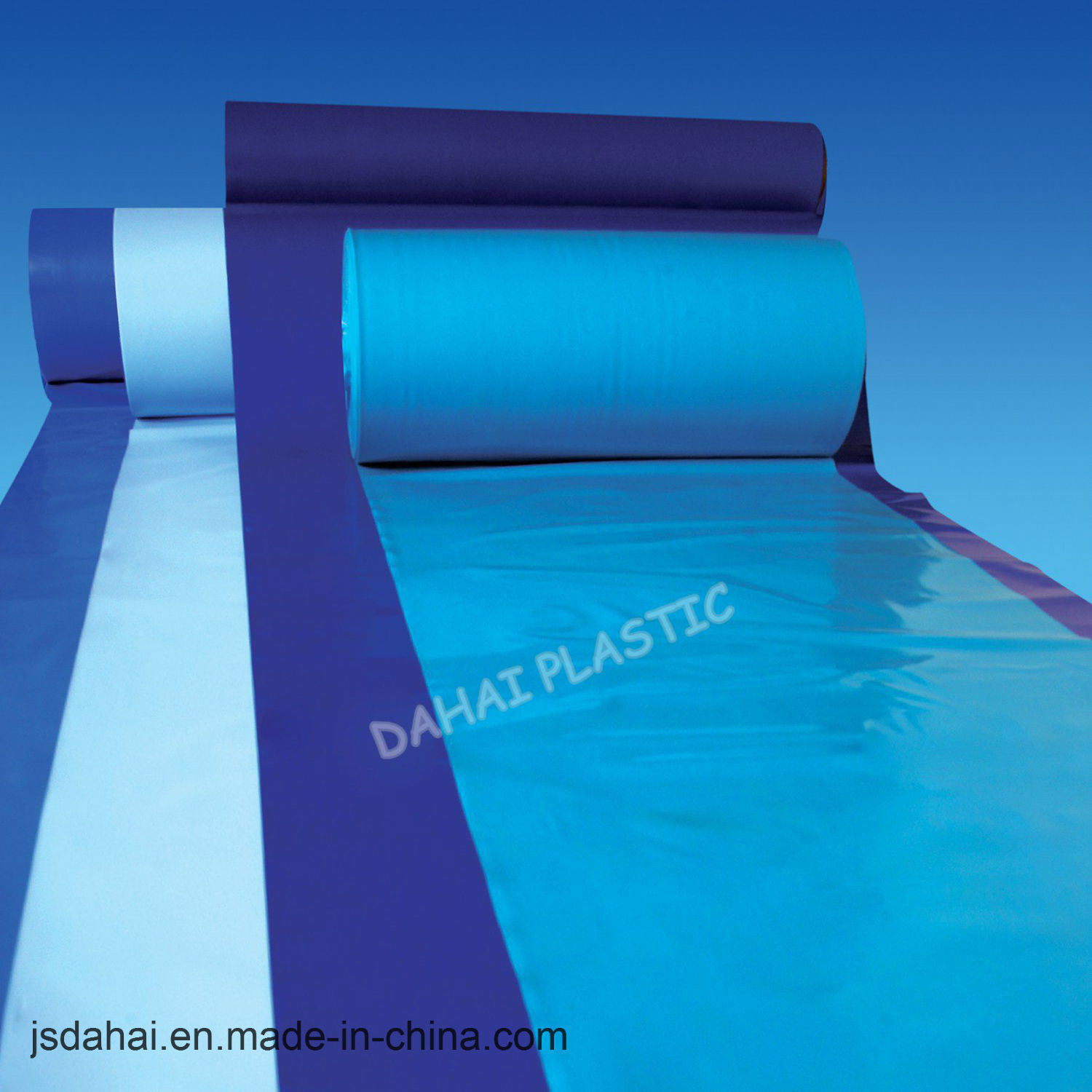 0.15mm Soft PVC Film Used for Tapes pictures & photos