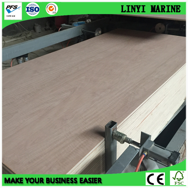 1250*2500mm Bintangor Face Plywood E1 Glue AAA Grade pictures & photos