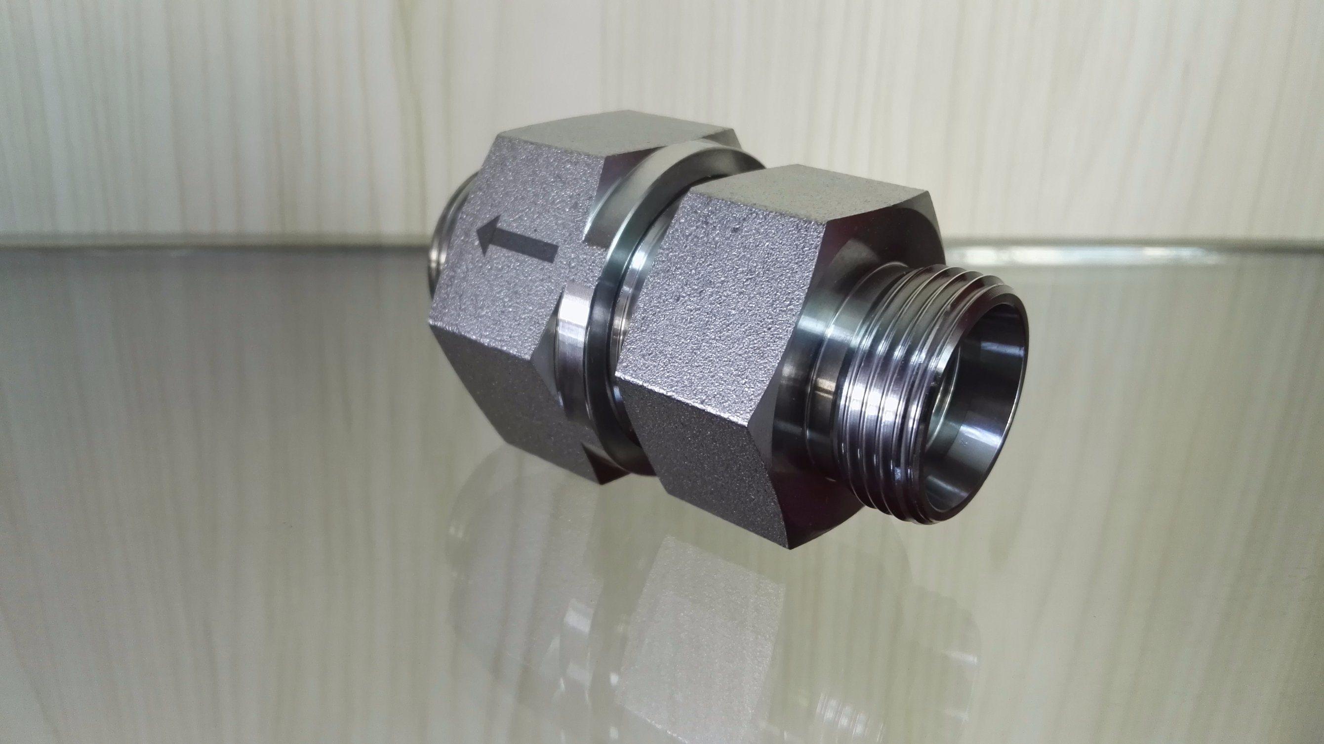 China Cr3 Zinc Plating Zinc Nickel Plating Carbon Steel