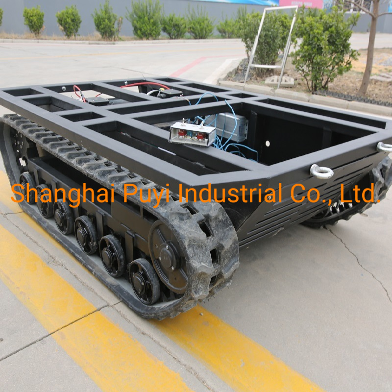 Undercarriage / Chasis Dp-Zw-180 Which Can Load About 700kg pictures & photos