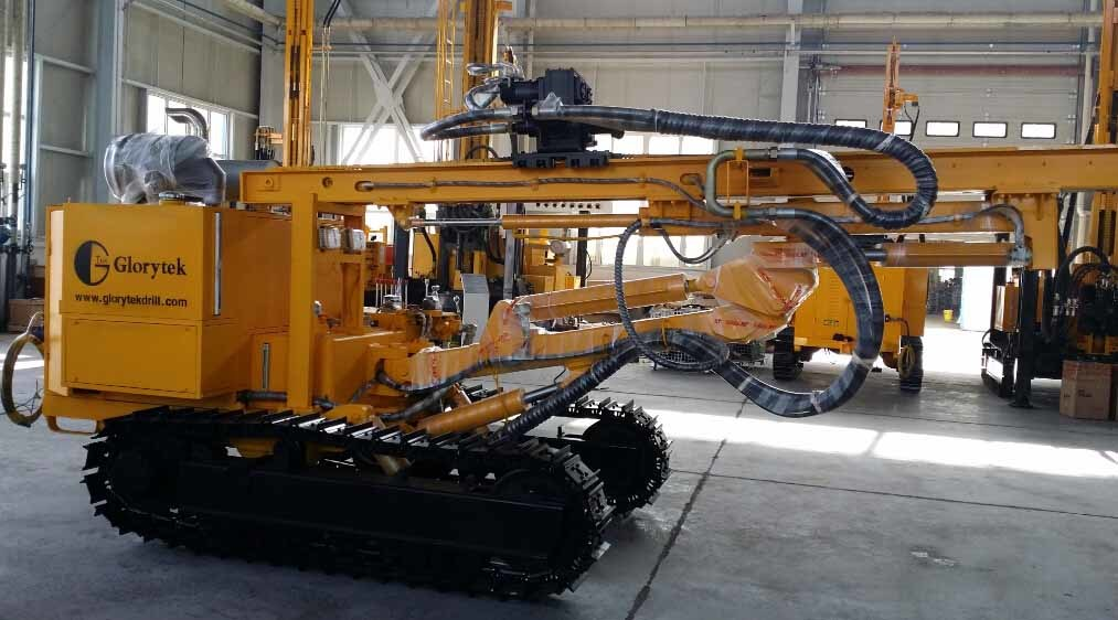 458 Type Deep Hole Crawler Blasthole Rock Drill pictures & photos