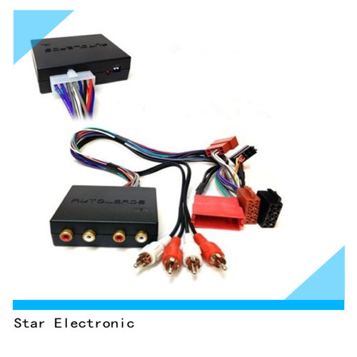 china audi bose active system car iso wiring harness lead china rh starconnect en made in china com