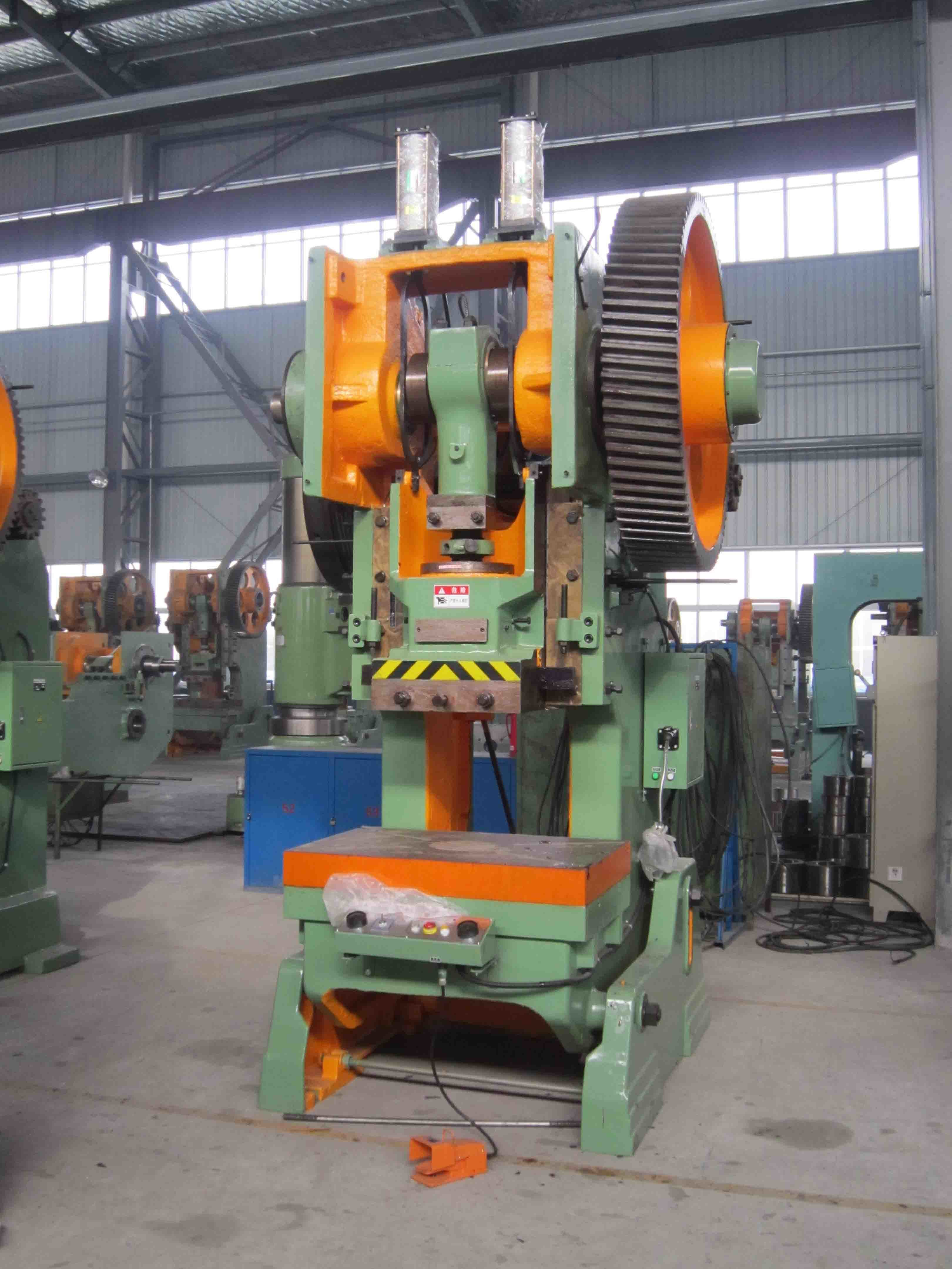 New Design Punch Press Machine From China Manufacture