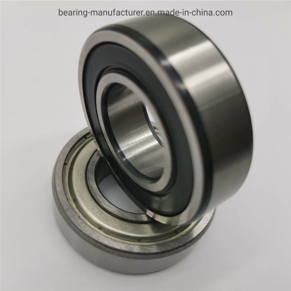 Single Row Single Shield Pressed Metal CNC 4 NSK 6000Z Deep Groove Ball Bearing
