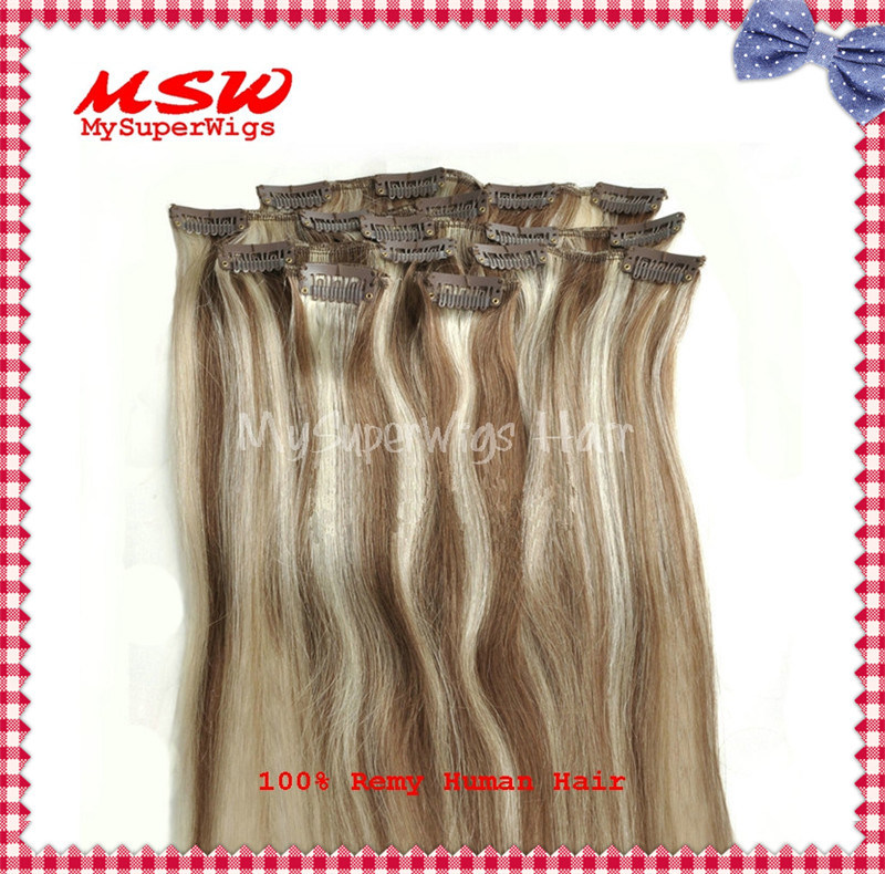China Piano Colors And Highlights Colors 16 26 Long Clip In Human