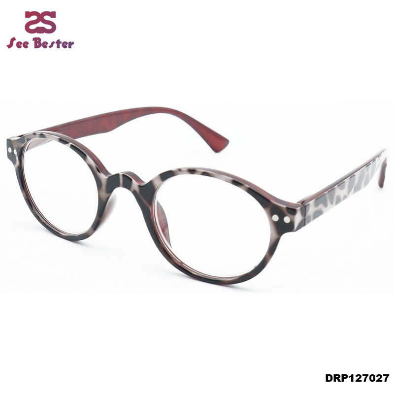 f16e2d5f7956 Tortoise Color Clear Lens Big Size China Wholesale Design Logo Round Shape  PC Frame Optics Unbreakable Reading Glasses
