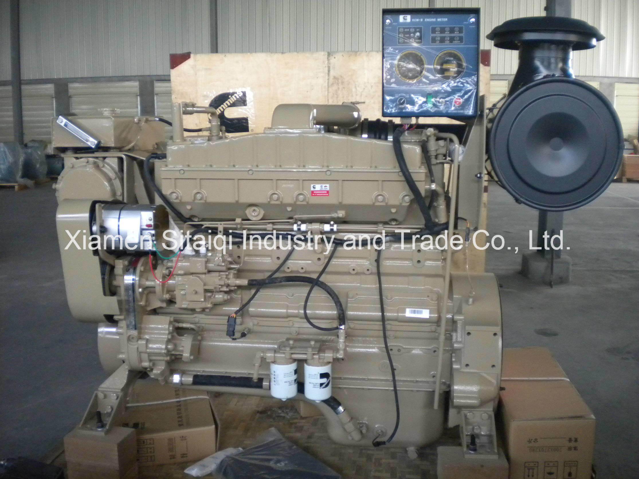 China Cummins Marine Diesel Engine with CCS Certificate Approval - China Cummins  Marine Engine, Marine Diesel Engine