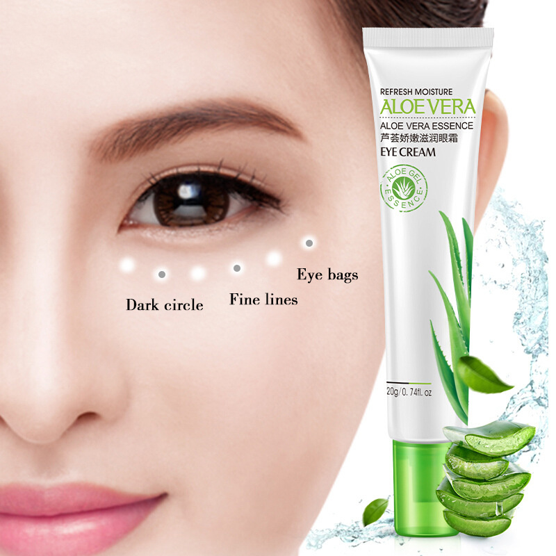 China Remove Dark Circles Puffiness Eye Cream Eye Care Moisurizing