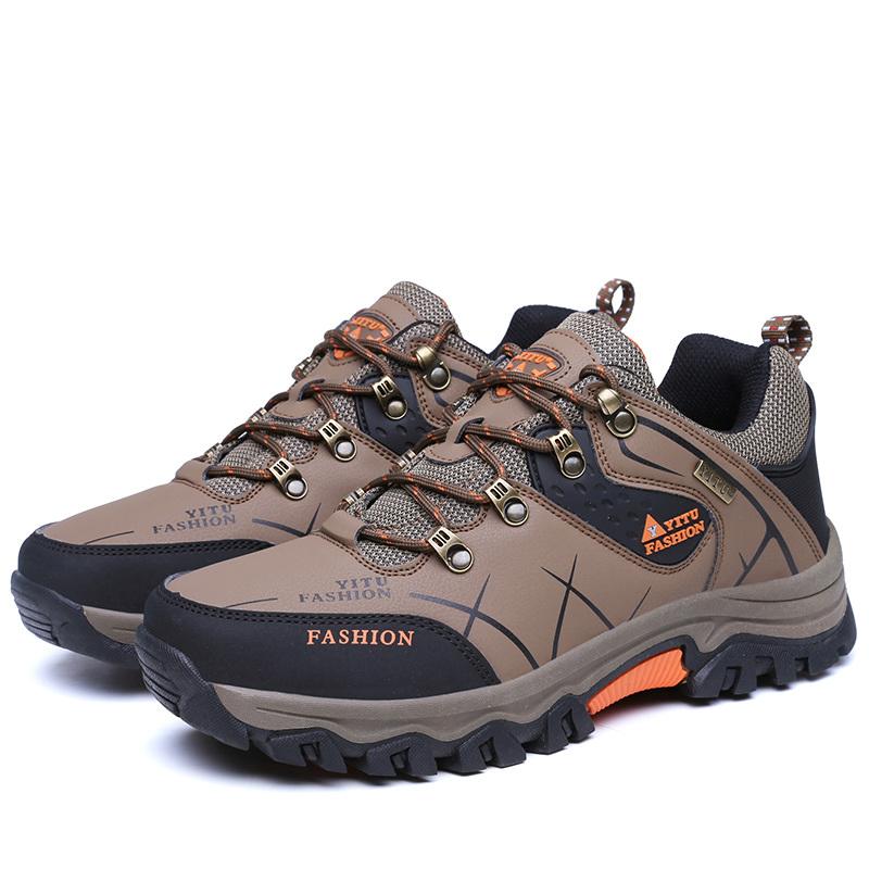 China Men Hiking Shoes Fashion