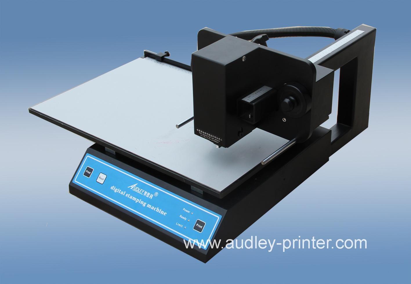 China Greeting Christmas Card Printer Digial Hot Foil Stamping