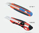 Utility Knife/ Cutters/ Heavy-Duty Cutters With Rubber Grip (1016013, 1016014)