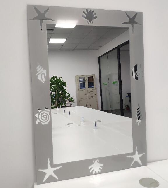 Home Decoration Rectangle Wall Mirror, Decorative Wall Mirror For Dining Room