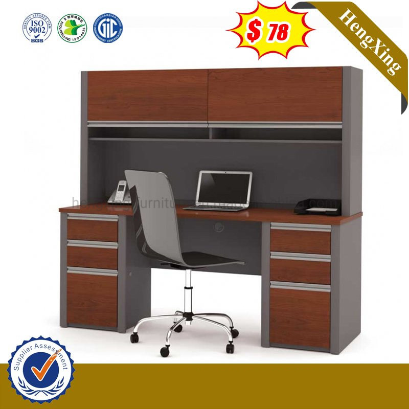 Professional MDF Wooden Office Furniture Modern Computer Desk pictures & photos