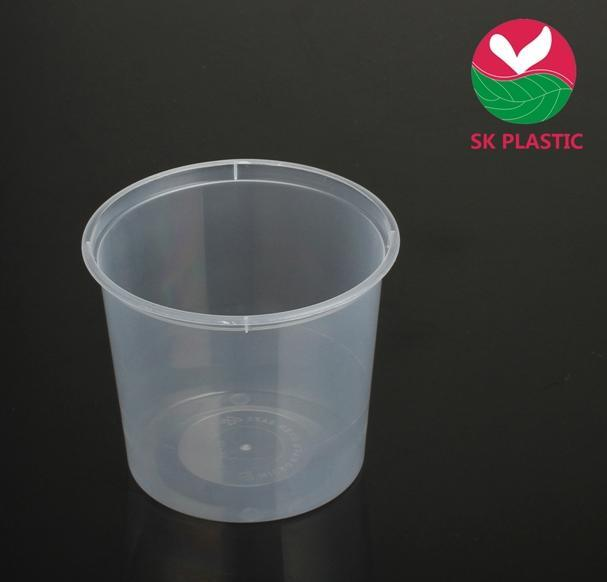 Takeaway Plastic Food Container (SK-30)