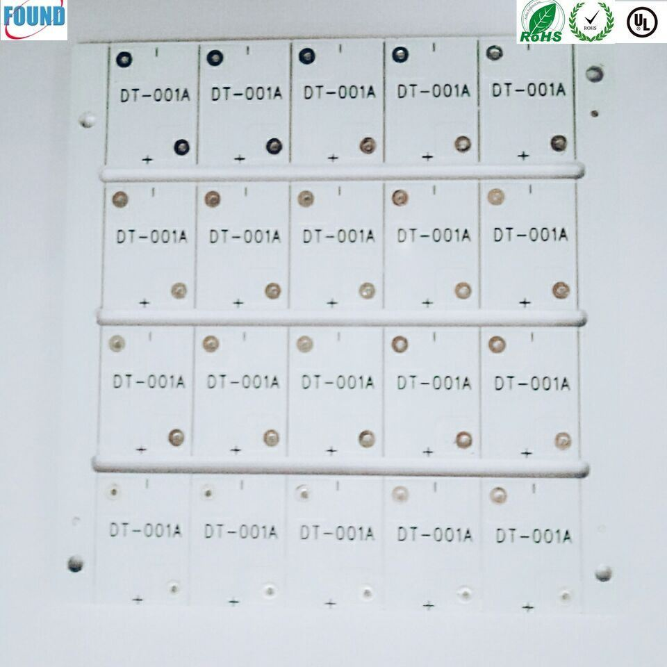 China Aluminum Pcb Board In Led Panel Light Lead Free Circuit Boards Ed