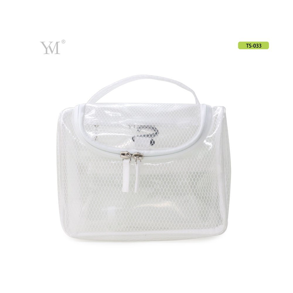 2de34c09f495 Wholesale Cheap Big Waterproof Travel Eco-Friendly Cosmetics Bag with Handle
