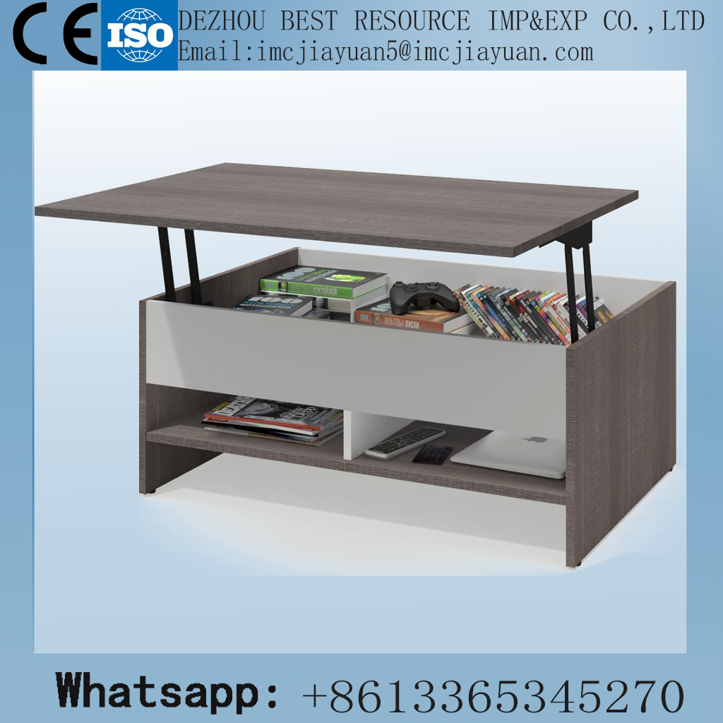 Hot Item Extensible Mdf Foldable Coffee Table