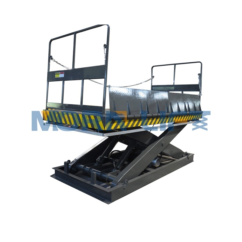 China Loading Dock Lift DIY Scissor Lift Photos & Pictures - Made-in