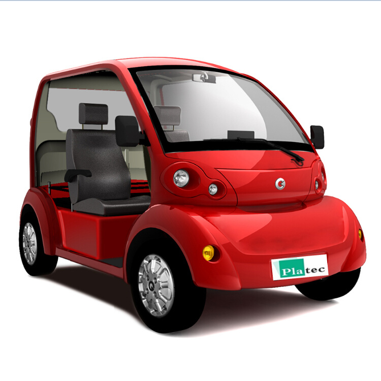 China 48v3kw Two Seats Electric Golf Cart Tourist Car Passenger Mini