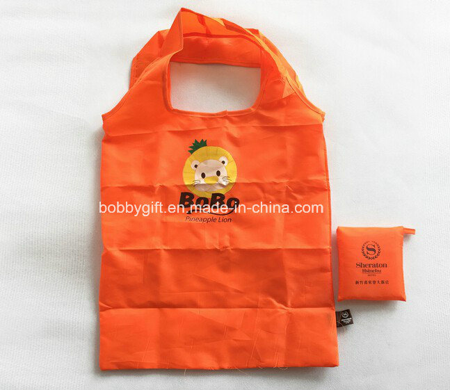 Promotion Advertising Folded Shopping Bag for Gifts