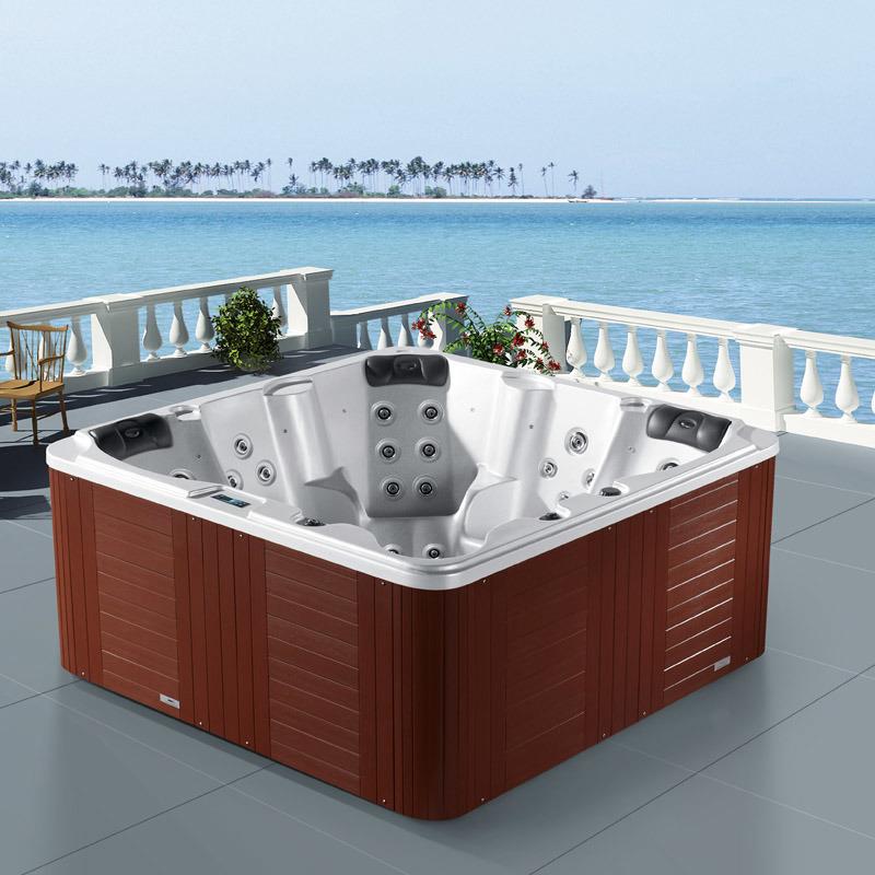 China Monalisa Acrylic Outdoor Massage SPA Hot Tub Bathtub Jacuzzi M 3367    China SPA, Jacuzzi