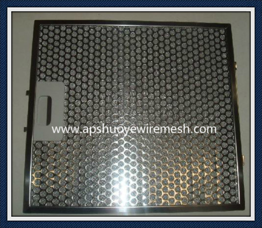 Aluminum/ Stainless Steel Kitchen Exhaust Range Hood Filters pictures & photos