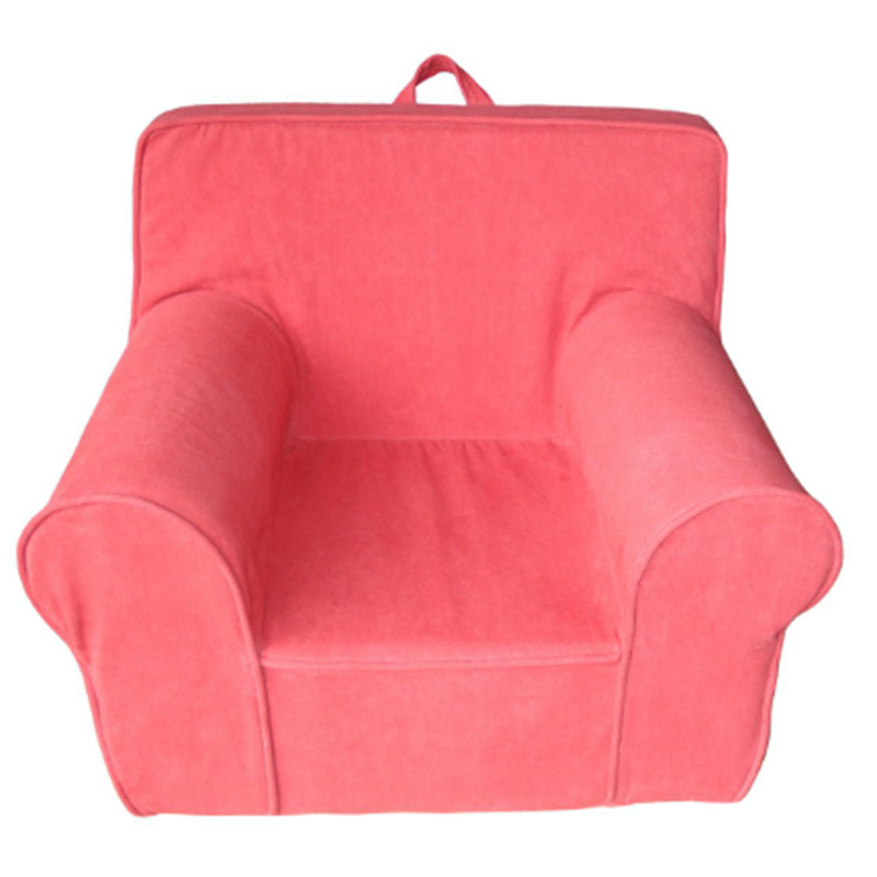 [Hot Item] Lovely Red Fabric Full Sponge Children Sofa Furniture (SXBB-341)