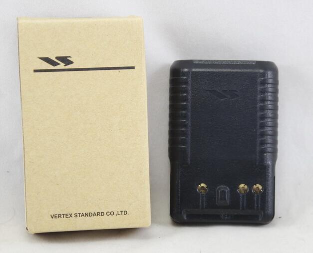 2 x FNB-V113Li Battery Fits Vertex Standard VX-451 VX-454 VX-459 Two-Way Radios