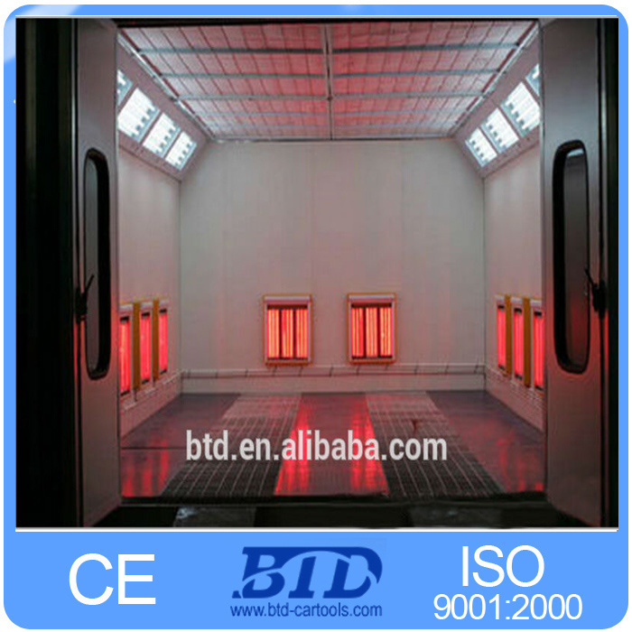 Infrared Baking Lamp in Spray Booths Paint Booth Infrared Heater
