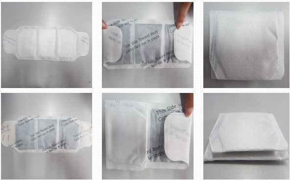 10 Hours Heating Adhesive Heat Pack/Patch (JT-C003-1)