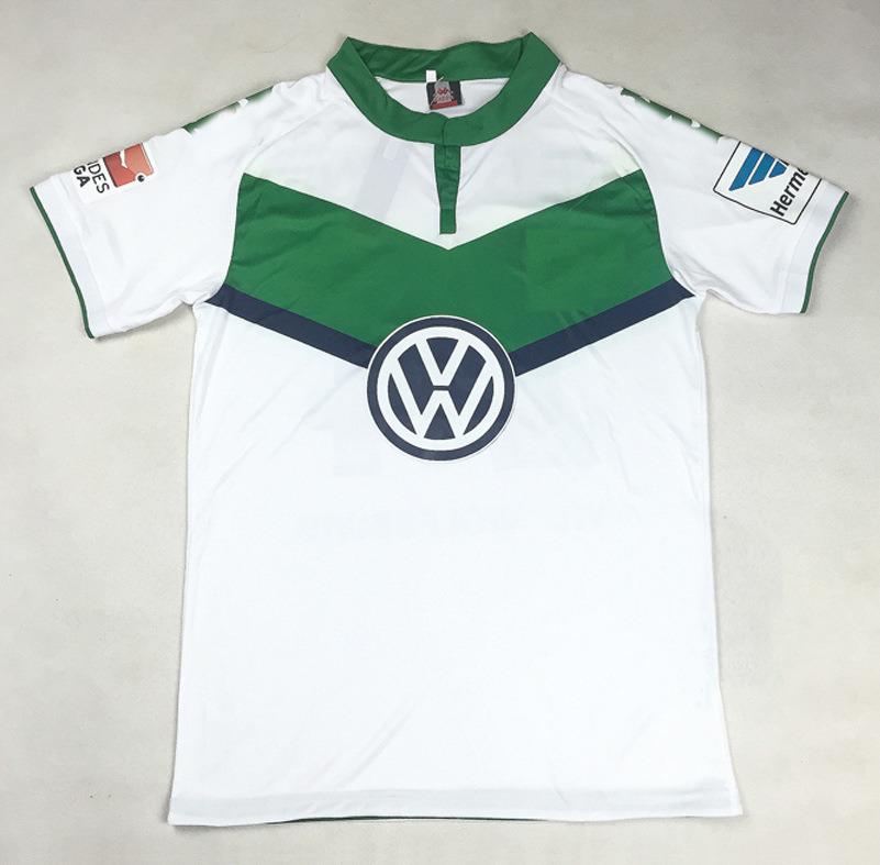 separation shoes e5cb6 e2cb9 [Hot Item] 2015-2016 Bundesliga Wolfsburg Shirt