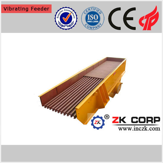 Best Selling Vibrating Feeder for Ore Dressing Line pictures & photos