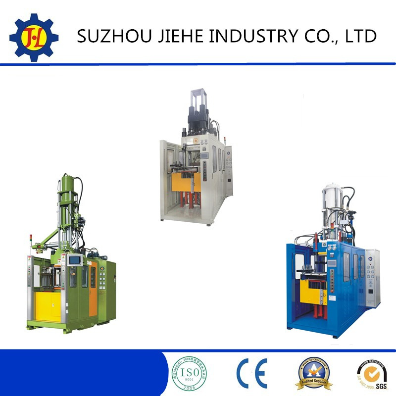 Silicone Rubber Mountings Injection Molding Vulcanizing Machine