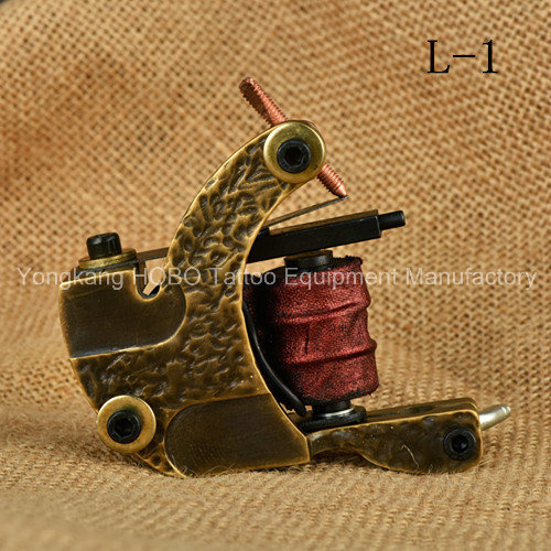 China Top Quality Coil Gun Type Tattoo Machine Supplies for Studio ...