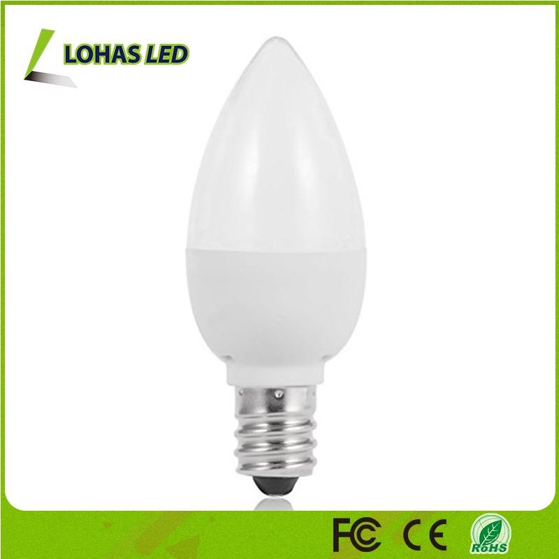 C7 Led Bulb >> Hot Item Led C7 Light Bulbs 0 5w Soft White 3000k E12 Candelabra Bulb For Night Lighting