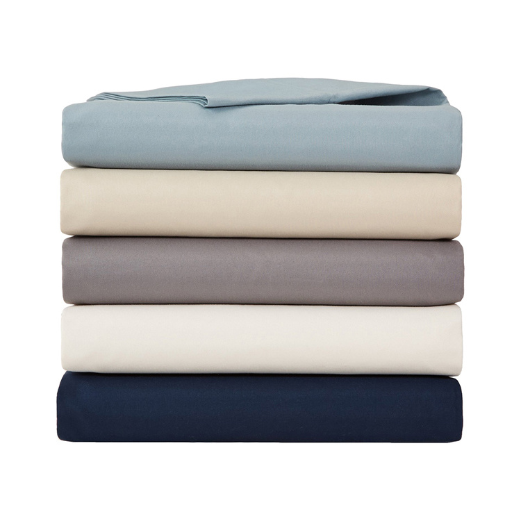 China Wholesale 1800 Thread Count Microfiber Bed Sheet Set China