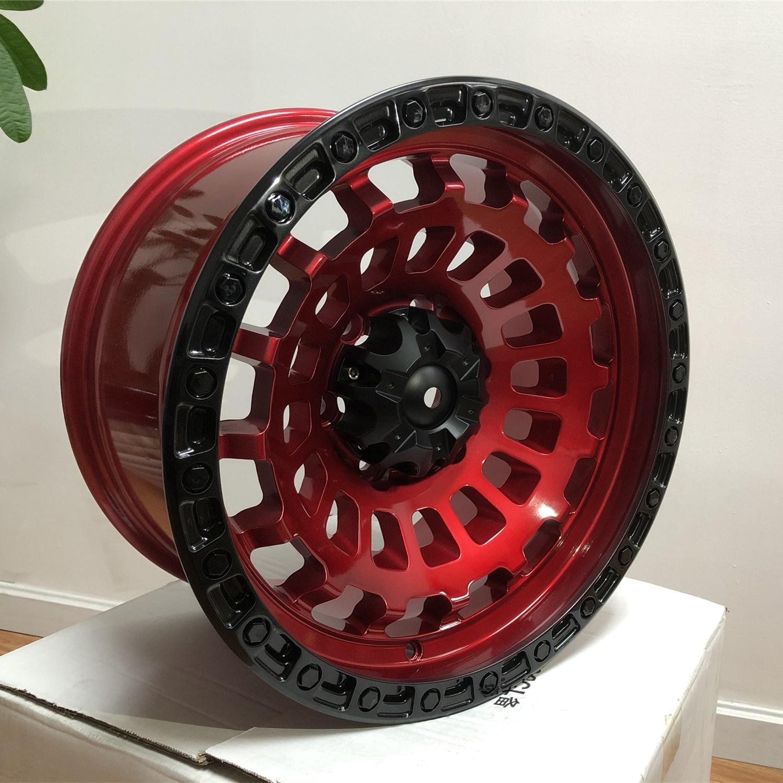 China Off Road Alloy Wheels 4x4 Rims New Design China Rim Wheels