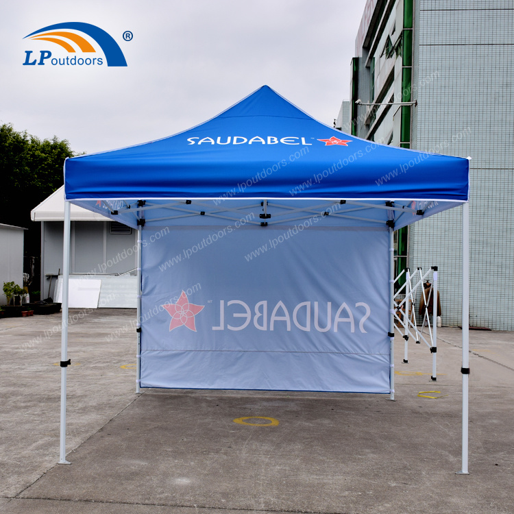 promo code cacc8 ec7e0 [Hot Item] 10X10′ Outdoor Full Logo Printing Advertising Canopy Pop up Tent  for Sale