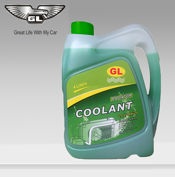 China Wholesale 4l Synthetic Antifreeze Coolant With Best Price Photos Pictures Made In China Com