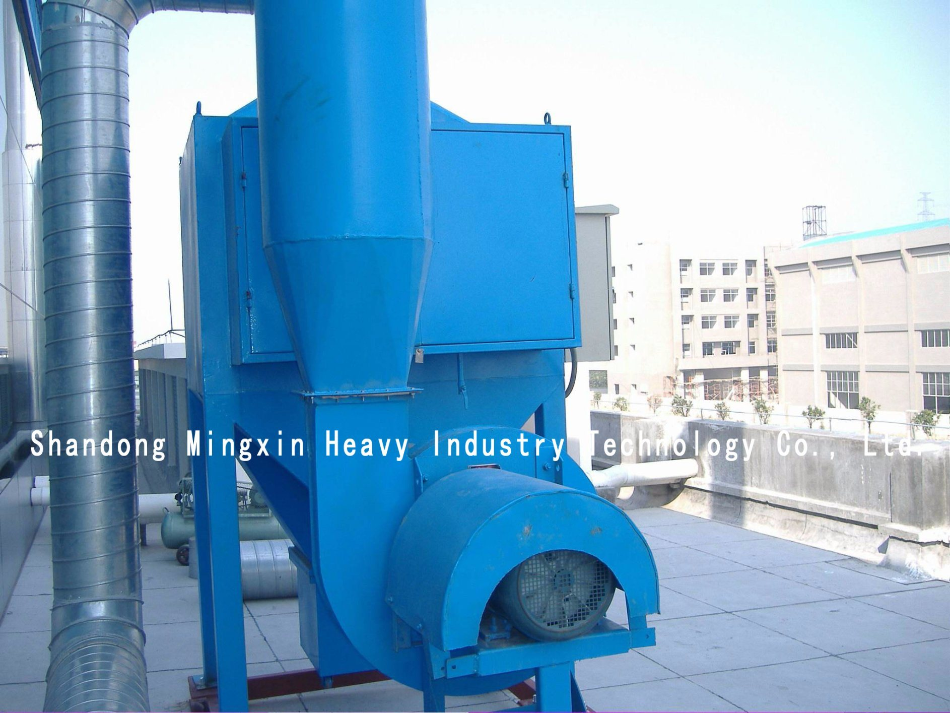 Cdw Horizontal Electrostatic Precipitator
