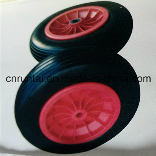 "Salable 16"" & 14"" PU Foam Wheel for Wheelbarrow or Trolley"