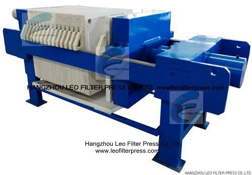 Leo Filter Press Plate and Frame Filter Press