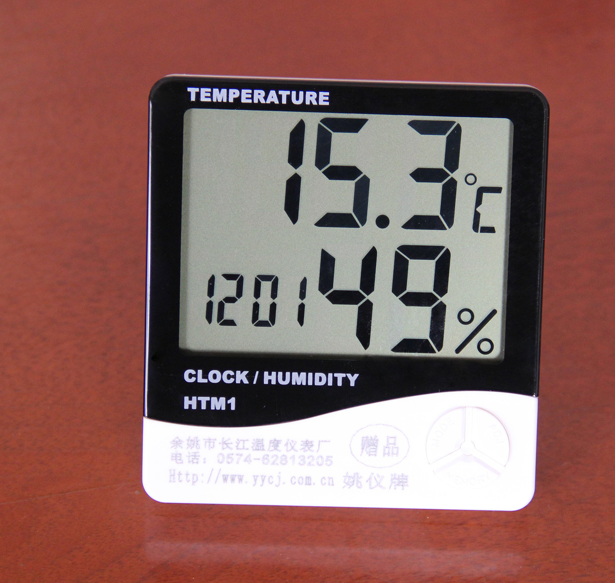 Table Style Humidity and Thermometer (HTC-1) pictures & photos