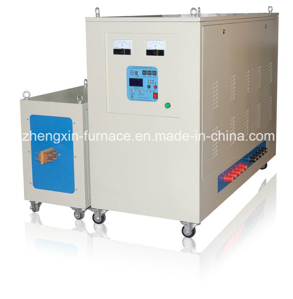 China Medium Frequency Igbt Induction Heating Machine 200kw Furnace Circuit Iii With Heater