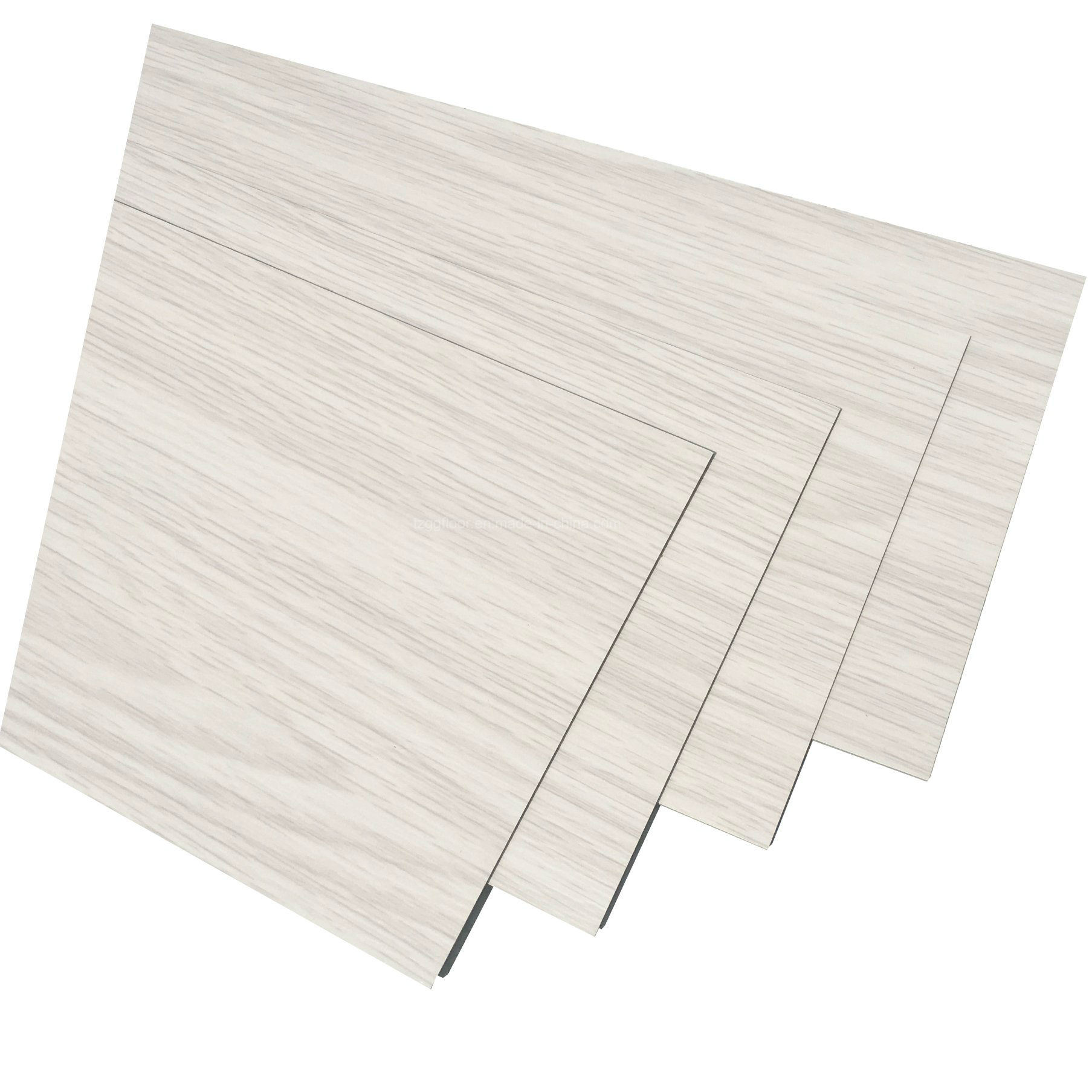 China Vinyl Tile Flooring 2mm Thickness Durable Natural Plank Pvc