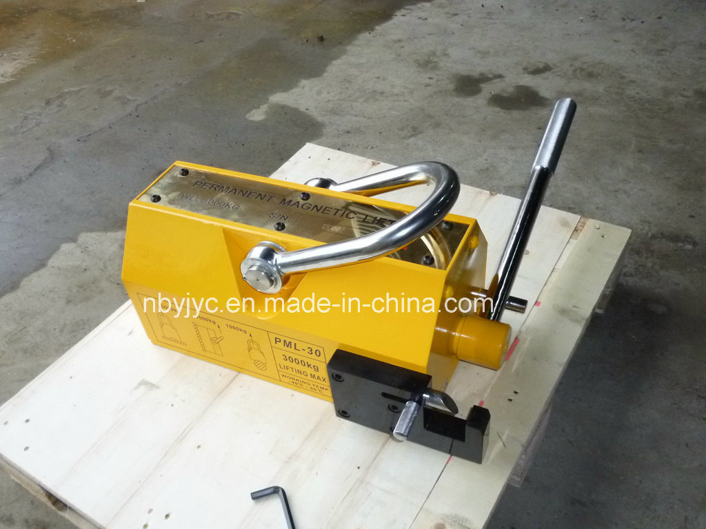 CE Approved Permanent Magnetic Lifter
