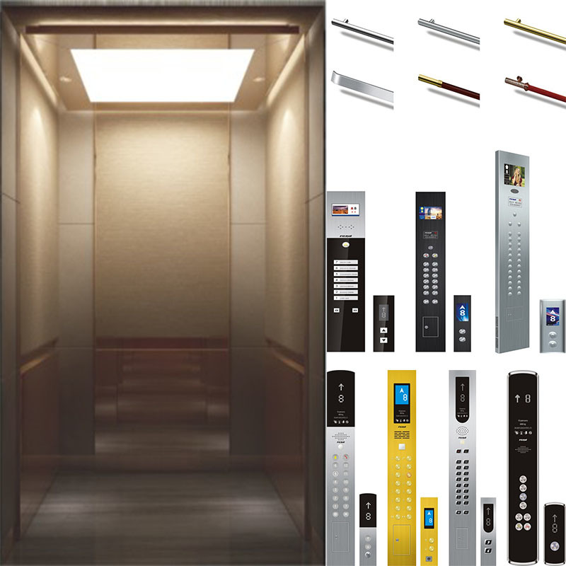 Japan Technology Machine Roomless Passenger Elevator for Business Series pictures & photos