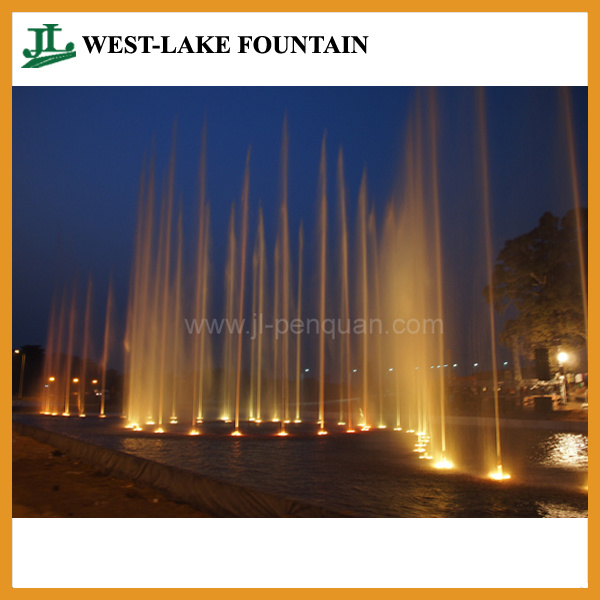 Colorful LED Lighting Laser Projection Musical Dancing Fountain in Congo pictures & photos