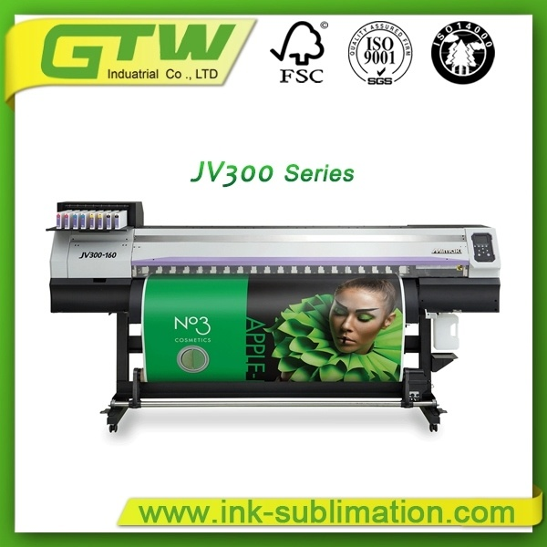 [Hot Item] Mimaki Jv300-160 Large Format Printer for Eco-Solvent Printing